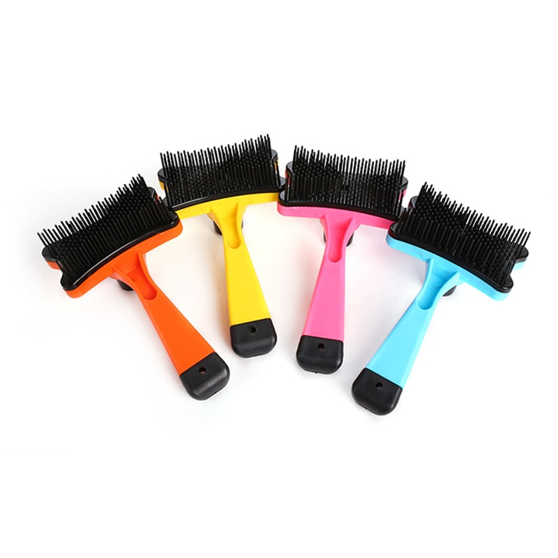 Pet Dog Cat Brush For Cats Puppy Gatos Accessories Grooming Comb Mascotas Products For Small Dogs Pets Supplies kedi malzemeleri